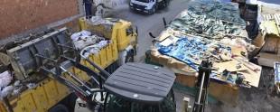 çöp mahalle görüntü kirliliği