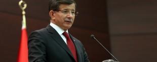 Ahmet Davutoğlu,