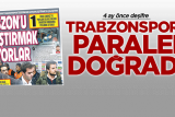 trabzonspor paralel