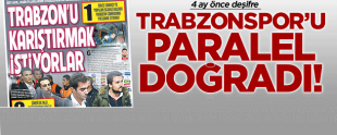 trabzonspor paralel
