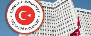 turkiye dışişleri bakanlık
