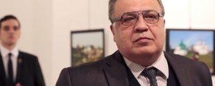 Rusya'nın Ankara Büyükelçisi Karlov'