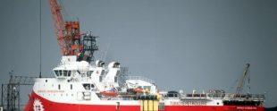 tp doğal gaz gemi