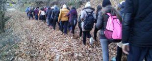 dağcılar tırmanış yürüyüş turizm