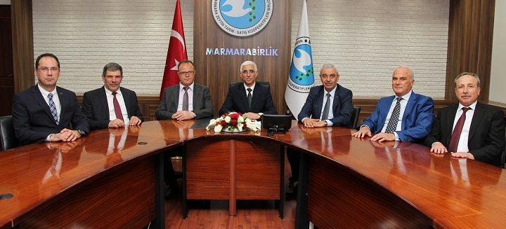 Marmarabirlik Yönetim Kurulu
