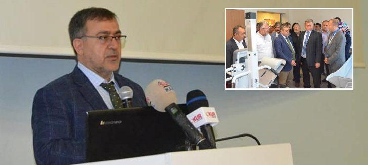 İl Sağlık Müdürü Dr Özcan Akan