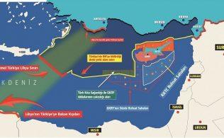 doğalgaz türkiye libya