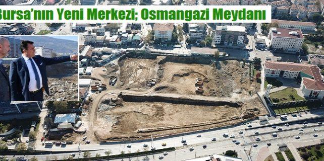 Osmangazi meydanı