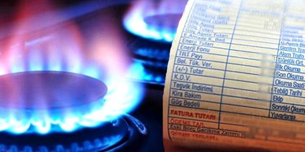 elektrik doğalgaz fatura