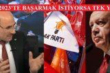 alim şahin Reis, ak parti 2023, seçim